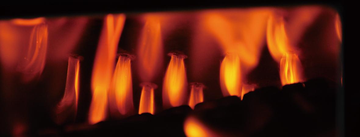 薪ストーブ 二次燃焼