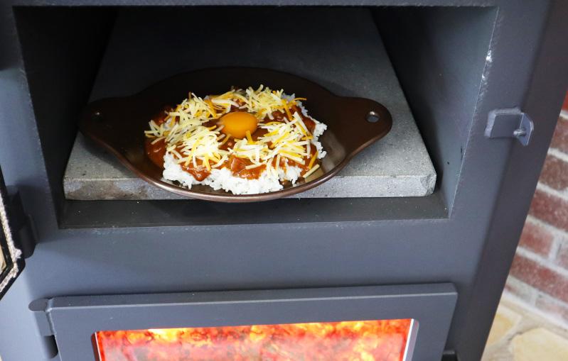 即席絶品カレー オーブンで加熱