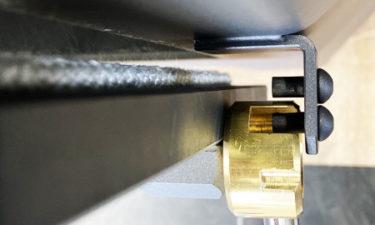 エイトノットストーブ 半ドア機能 部品詳細